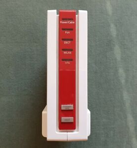 AVM FRITZ!Box 6591 Cable WLAN AC + N Router, Topzustand, 2000 2827 Fritzbox