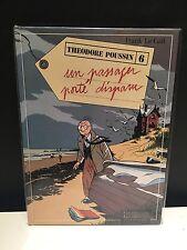 THEODORE POUSSIN T6 - LE GALL - E.O. 1992