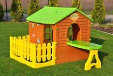 Children Kids Toy Playhouse Wendy Indoor Outdoor Summer Playground Garden House