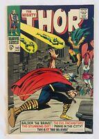 Thor #143 (1967) Marvel Key Issue Silver Age Comic Enchanters App Kirby