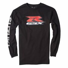 Factory Effex Suzuki GSXR Long Sleeve T Shirt Size XL GSX-R 600 Hayabusa 1300