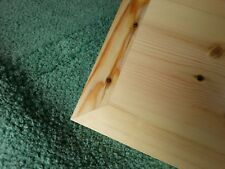 Pine Shelve (Hand-Made) with Ogee shaped Support Bracket