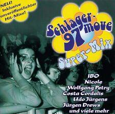 SCHLAGERMOVE - SUPERMIX 97 / 2 CD-SET - TOP-ZUSTAND