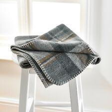 Premium Quality Luxury Cotton Cosy Blanket Tartan Design