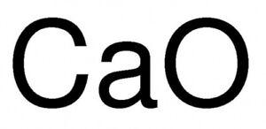 Calciumoxid (min. 97,3%, DIN EN 459 und DIN EN 12518)