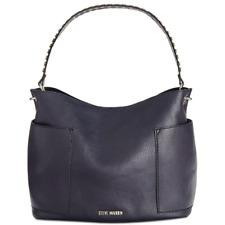 Steve Madden Boho Studded Strap Hobo Bucket Bag, Navy $108