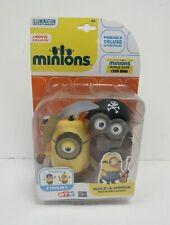 Minions Deluxe Action Figure Build-A-Minion PIRATE / CRO-MINION - AMZ 5C