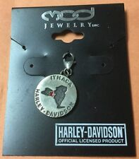 HARLEY-DAVIDSON ITHACA DEALERSHIP CHARM CAYUTA, NY OBSOLETE RARE Free Ship