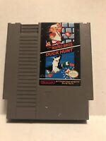 SUPER MARIO BROS. & DUCK HUNT NES Nintendo Game 2in1