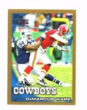 DeMarcus Ware 2010 Topps, (Gold), /2010, Football Card !!