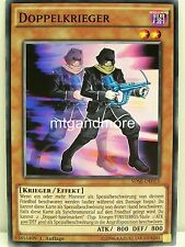 Yu-Gi-Oh - 1x Doppelkrieger - SDSE - Structure Deck Synchron Extreme