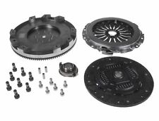 Solid Flywheel Clutch Conversion Kit fits HYUNDAI SANTA FE Mk1 2.0D 01 to 06 Set
