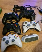 Microsoft Xbox Controllers Joblot Faulty Untested Spares Or Repair