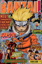 Carlsen Comics - BANZAI! Nr. 07/2004 - Juli.2004 (Heft 33 von 50)
