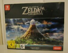 THE LEGEND OF ZELDA LINK S AWKENING  CONSOLE NINTENDO SWITCH NEW NEUF SCELLE
