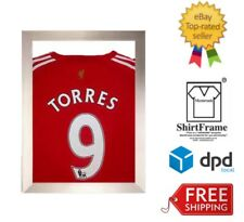Frame for Any Signed Football Shirt With Hanging Kit Sport *ebays No1*