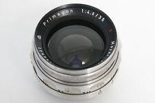 Meyer Gorlitz Primagon 35mm f4.5 V Lens For Exakta
