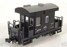 KATO 8022 CARRO CABOOSE GOOD CAR EPOCA 3a YO-8000 Japan BRAKE VAN BOX SCALA-N