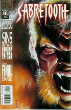Sabretooth: Death Hunt # 4 (of 4) (Mark Texeira) (USA, 1993)