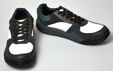 New Just Cavalli  Multi-Color Leather & Suede Sneakers Size US 10 - EU 43