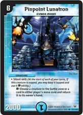 Duel Master TGC Pinpoint Lunatron DM10 Shockwaves of the Shattered Rainbow