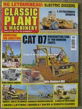 Classic Plant & Machinery August 2018 Thwaites Caterpillar D7 L-28 Pacemaker