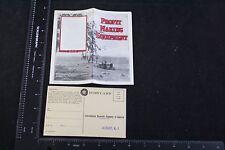 1927 INTERNATIONAL HARVESTER PROFIT MAKING EQUIPMENT CATALOG PC LOT TRACTOR FARM