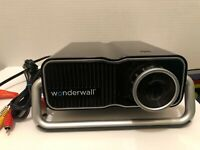 Discovery Wonderwall Entertainment projector bulb replacement upgrade!!