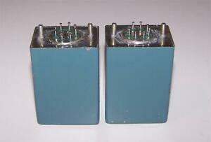 2 vintage Hammond MRI-3002 line mixing matching input transformers