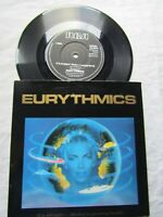 EURYTHMICS IT'S ALRIGHT / CONDITIONED SOUL rca pb 40375 rare ps