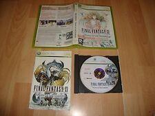 FINAL FANTASY 11 XI WINGS OF THE GODDESS EXPANSION PARA LA XBOX 360 USADO