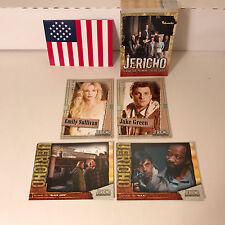 JERICHO SEASON 1 (Inkworks) Complete Card Set SKEET ULRICH + PROMO #JER-2007