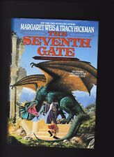 THE SEVENTH GATE---MARGARET WEIS & TRACY HICKMAN---1s1st1994---A Bantam Spectra