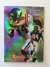 Randy Moss 1999 Topps Gold Label Class 2 #50 MInnesota Vikings HOF