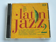 The Very Best Of Latin Jazz 2 (2 x CD Album) Used Very Good