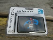 Genuine Nintendo DUO Game Case For DS & DS Lite with Stylus MARIO