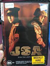 JSA Joint Security Area ex-rental region 4 DVD (2000 South Korean movie) rare