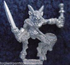 1988 Marauder MM97 caos Beastman comando músico Warhammer Beastmen Ejército Bestia