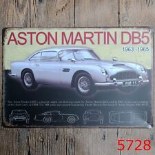 Aston Martin Db5 Poster Large  24inx36in