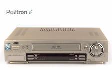 JVC HR-S7500 Super VHS Videoregistratore / revisionato 1 Anno garanzia [ Bene ]