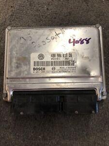 05 VOLKSWAGEN PASSAT Engine Control Module 4B0906018DQ