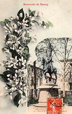 souvenir de Nancy fleur d'oranger statue de Jeanne d'Arc