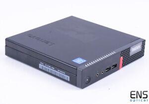 Lenovo ThinkCentre M710q 8GB / 256GB / G4400T 2.90Ghz / Windows 10 Mini PC