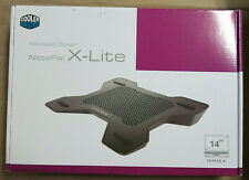 New COOLER MASTER NotePal X-Lite Laptop Notebook Cooling Pad