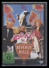 DVD ZOFF IN BEVERLY HILLS - NICK NOLTE + BETTE MIDLER + RICHARD DREYFUSS * NEU *