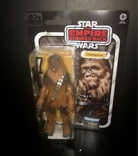 "Star Wars! Black Series Empire 40th Anniversary CHEWBACCA 6"" ESB Figure"