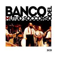 BANCO DEL MUTUO SOCCORSO - BANCO DEL  MUTUO SOCCORSO 3 CD NEW+