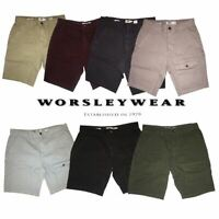 Ex N3xt Chinos & Cargo Shorts for Men 100% Cotton