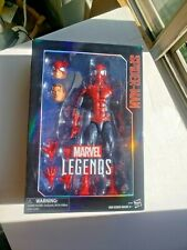 Hasbro Marvel Legends 12 Inch Spider-Man with accessories