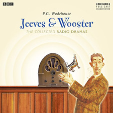 Jeeves & Wooster: The Collected Radio Dramas - Various (2013) CD